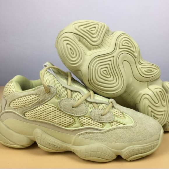 the latest e818e d457d YEEZY 500 SUPERMOON YELLOW